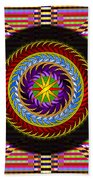 Hypnotico Beach Towel