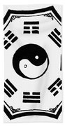 I Ching Kua Beach Towel