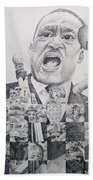 Martin Luther King-i Have A Dream  Beach Towel