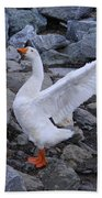 I Sing Your Praise Beach Towel