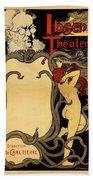 Ibsen Theater  Beach Towel
