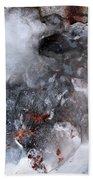 Ice Transformation Vii Beach Towel