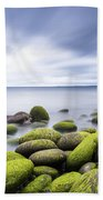 Iceland Tranquility 3 Beach Towel