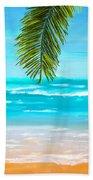 Idyllic Place Beach Towel