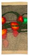 Illumination Variation #5 Beach Towel