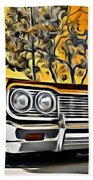 Impala Love Beach Towel