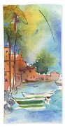 Imperia In Italy 02 Beach Towel