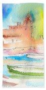 Imperia In Italy 05 Beach Towel
