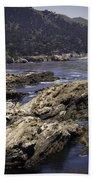 Imposing Inlet Beach Towel