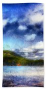 Impressionist Allatoona 2 Beach Towel