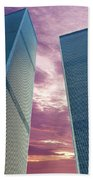 In All Her Glory Beach Towel by Jon Neidert