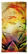 In Between Dreams Beach Towel