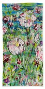 In Bloom Beach Towel