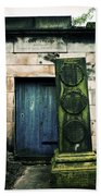 In Old Calton Cemetery Beach Towel by RicardMN Photography