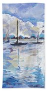In Search For America's Freedom Beach Towel