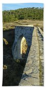 Incekaya Aqueduct Beach Towel