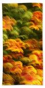 Indian Blanket Psychedelic Beach Towel