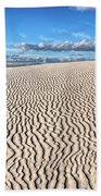 Infinite Sand Patterns Beach Towel