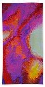 Infrared Beach Towel