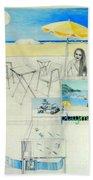Inge Dua Beach Towel