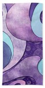 Inner Wisdom - Sagesse Interieure Beach Towel
