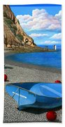 Inquiries Beach Towel