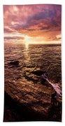 Inspiration Key Beach Towel by Chad Dutson