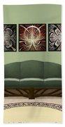 Interior Design Idea - Iron Gate - North Gates - South Gates Beach Towel