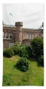 Inverness Castle On The Hill Beach Towel