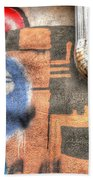 Invisible God Beach Towel
