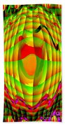 Iphone Cases Artistic Designer Covers For Your Cell And Mobile Phones Carole Spandau Cbs Art 152 Beach Towel by Carole Spandau