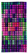 Iphone Cases Colorful Intricate Geometric Covers Cell And Mobile Phone Art Carole Spandau Cbs 169  Beach Towel