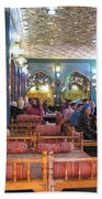Iran Isfahan Restaurant Beach Towel