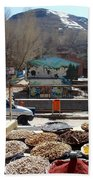 Iran Kandovan Spices Beach Towel