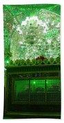 Iran Shiraz Mausoleum Beach Towel