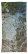 Ireland Ghostly Grave Beach Towel by First Star Art