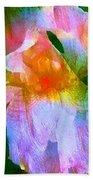 Iris 53 Beach Towel