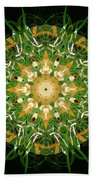 Irish Influence 3 Beach Towel