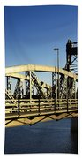 Iron Bridge Beach Towel