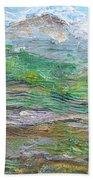 Iron Hills Beach Towel