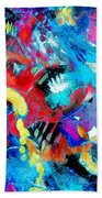 Irreverent Revelation Beach Towel