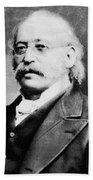 Isaac Mayer Wise (1819-1900) Beach Sheet