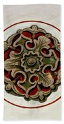 Islamic Art 02 Beach Towel