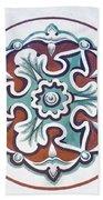 Islamic Art 03 Beach Towel