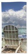 Island Attitude Beach Towel