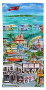 Island Daze Beach Sheet