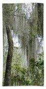 Island Moss Beach Towel