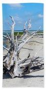 Island Tree Beach Towel