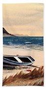 Isle Of Mull Scotland Beach Towel