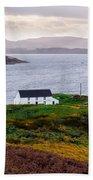 Isle Of Skye Cottage Beach Towel